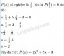 Bài 12 trang 90 sgk toán 7 tập 2