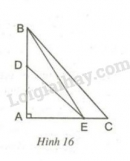 Bài 13 trang 60 SGK Toán 7 tập 2
