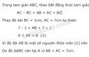 Bài 16 trang 63 sgk toán lớp 7- tập 2