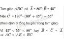 Bài 2 trang 55 sgk toán lớp 7 - tập 2