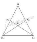 Bài 27 trang 67 sgk toán lớp 7- tập 2