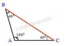 Bài 3 trang 56 sgk toán lớp 7 - tập 2