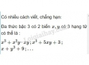 Bài 37 trang 41 sgk toán 7 - tập 2