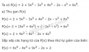 Bài 39 trang 43 sgk toán 7 - tập 2