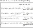 Bài 4 trang 86 SGK Toán 7 tập 2