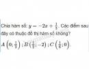 Bài 5 trang 89 sgk toán 7 tập 2