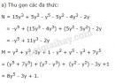 Bài 50 trang 46 sgk toán 7 - tập 2