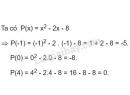 Bài 52 trang 46 sgk toán 7 - tập 2