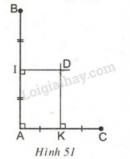 Bài 55 trang 80 sgk toán lớp 7- tập 2