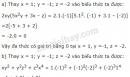 Bài 58 trang 49 sgk toán 7 tập 2
