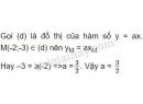 Bài 6 trang 89 sgk toán 7 tập 2