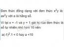 Bài 64 trang 50 sgk toán 7 tập 2
