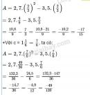 Bài 9 trang 90 SGK Toán 7 tập 2