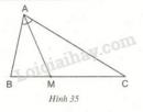 Lý thuyết tính chất ba đường phân giác của tam giác