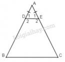 Bài 15 trang 75 sgk toán 8 tập 1