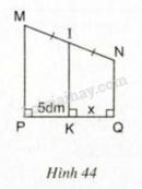 Bài 23 trang 80 SGK Toán 8 tập 1