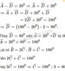 Bài 8 trang 71 sgk toán 8 tập 1