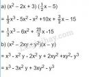 Bài 10 trang 8 SGK Toán 8 tập 1