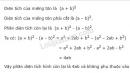 Bài 19 trang 12 SGK Toán 8 tập 1