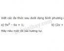 Bài 21 trang 12 SGK Toán 8 tập 1