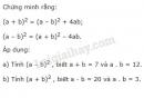 Bài 23 trang 12 sgk toán 8 tập 1