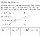 Bài 29 trang 14 SGK Toán 8 tập 1