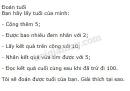 Bài 4 trang 5 sgk toán 8 tập 1.