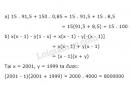 Bài 40 trang 19 sgk toán 8 tập 1