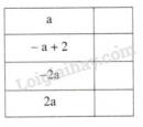 Bài 6 trang 6 sgk toán 8 tập 1.