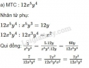 Bài 14 trang 43 SGK Toán 8 tập 1