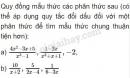 Bài 16 trang 43 SGK Toán 8 tập 1