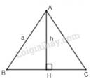 Bài 25 trang 123 sgk toán lớp 8 tập 1