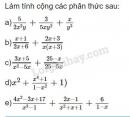 Bài 25 trang 47 SGK Toán 8 tập 1