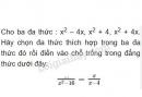 Bài 3 trang 36 SGK Toán 8 tập 1