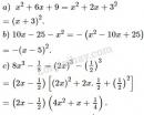Bài 43 trang 20 SGK Toán 8 tập 1