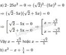 Bài 45 trang 20 SGK Toán 8 tập 1
