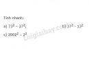 Bài 46 trang 21 sgk toán 8 tập 1