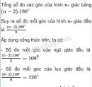 Bài 5 trang 115 sgk toán lớp 8 tập 1