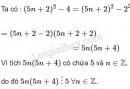 Bài 52 trang 24 sgk toán 8 tập 1