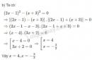 Bài 55 trang 25 sgk toán 8 tập 1