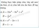 Bài 71 trang 32 sgk toán 8 tập 1