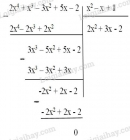 Bài 72 trang 32 SGK Toán 8 tập 1