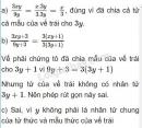 Bài 8 trang 40 SGK Toán 8 tập 1