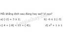 Bài 1 trang 37 SGK Toán 8 tập 2