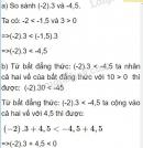 Bài 10 trang 40 sgk toán 8 tập 2