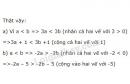 Bài 11 trang 40 sgk toán 8 tập 2