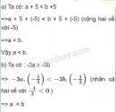 Bài 13 trang 40 SGK Toán 8 tập 2