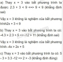 Bài 15 trang 43 sgk toán 8 tập 2