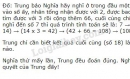 Bài 20 trang 14 SGK Toán 8 tập 2