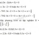 Bài 21 trang 17 sgk toán 8 tập 2